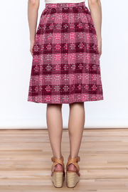 Shoptiques Product: Carver Skirt - Back cropped