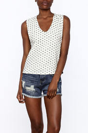 Ace & Jig Hot Cross Tank - Front cropped