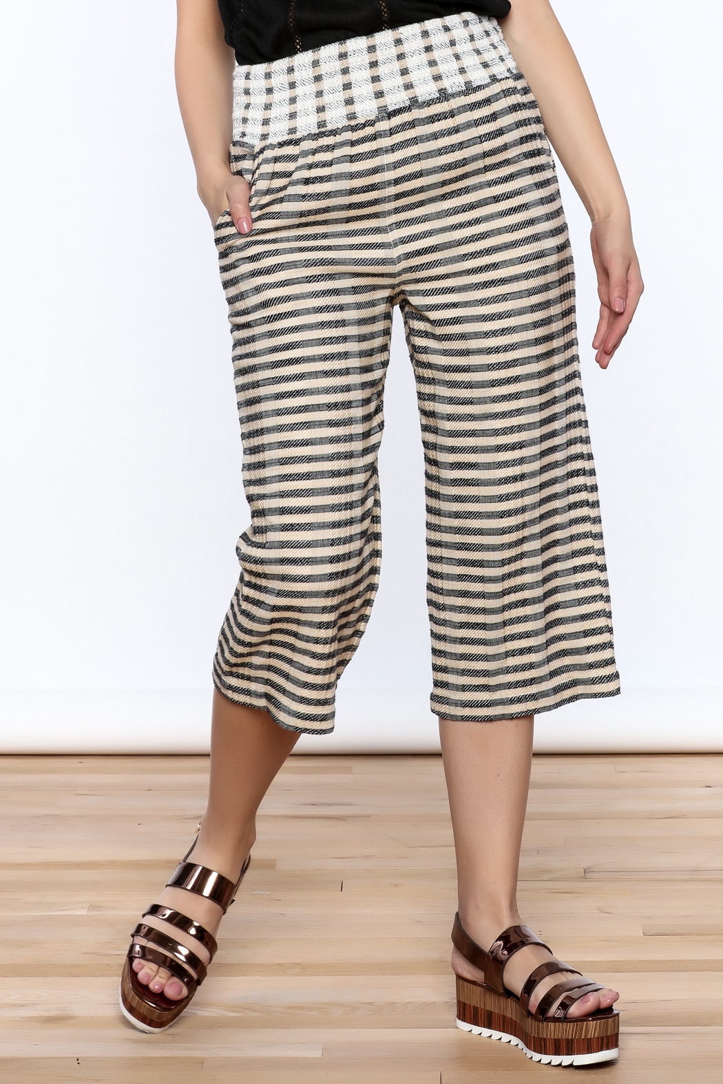 Ace & Jig Orchard Pants - Front Cropped Image