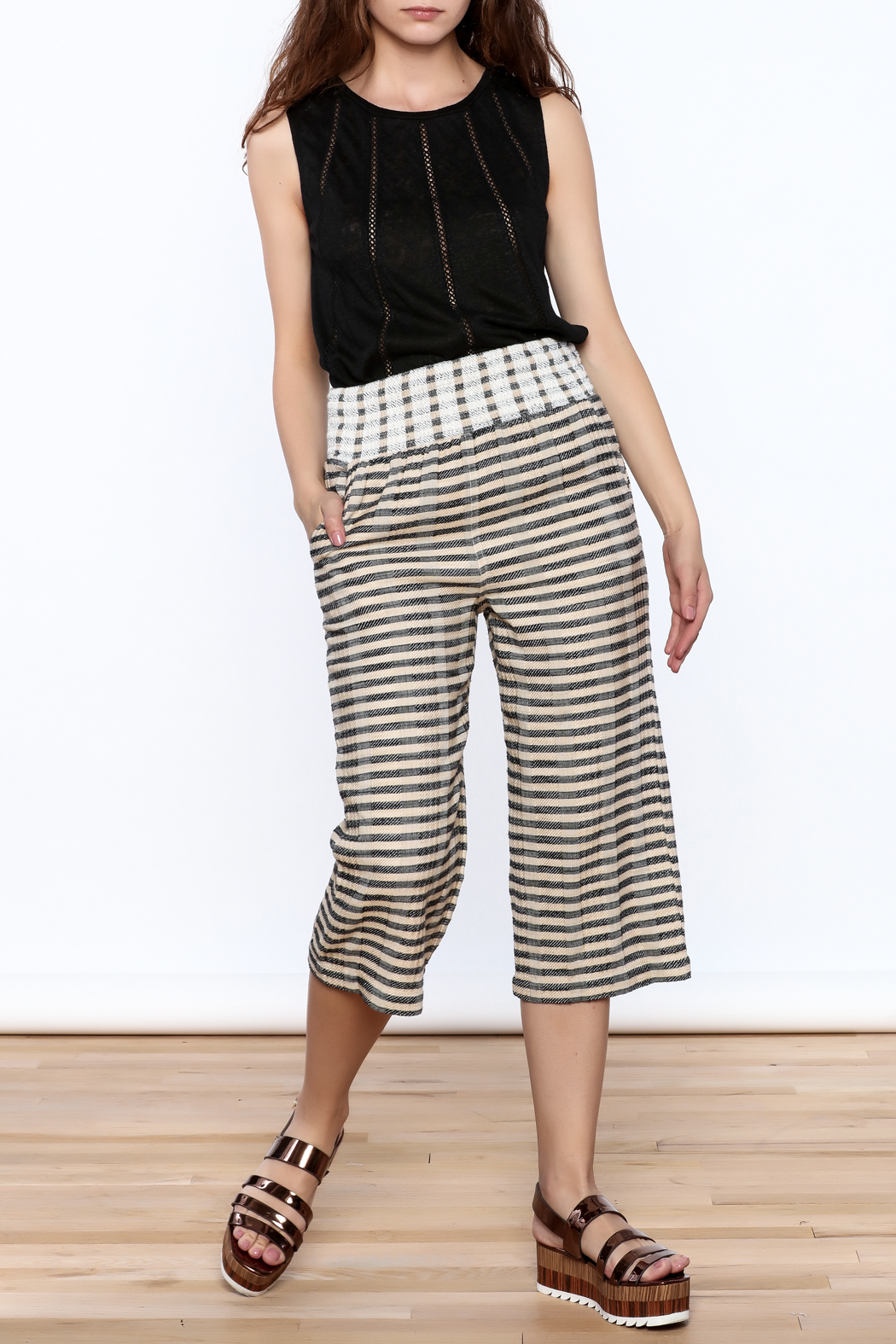 Ace & Jig Orchard Pants - Front Full Image
