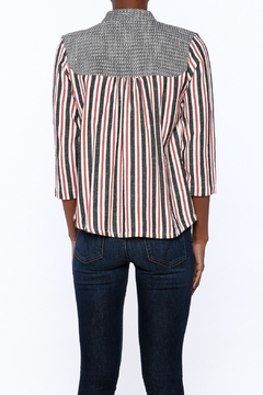Ace & Jig Stripe Tie Top - Alternate List Image