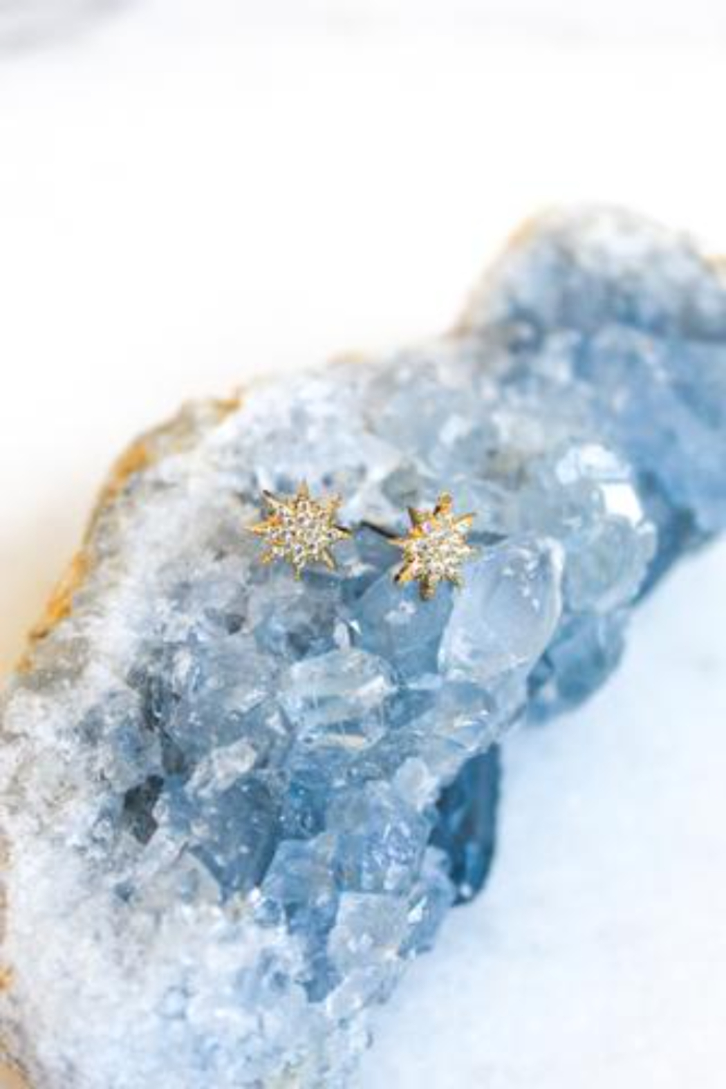 Kinsey Designs Ace Stardust Studs - Front Cropped Image