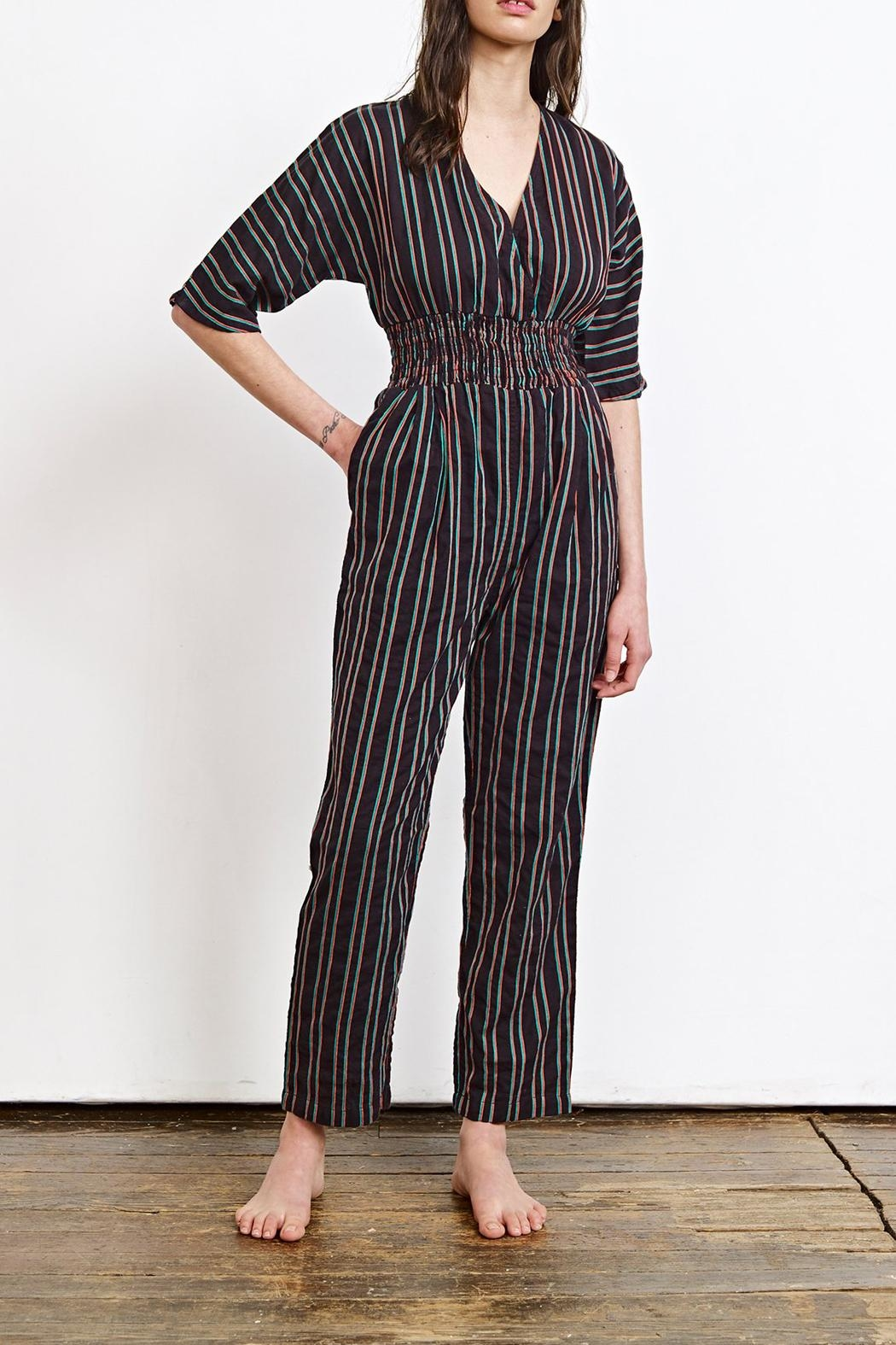 Ace & Jig Bianca Skydive Jumpsuit - Front Cropped Image