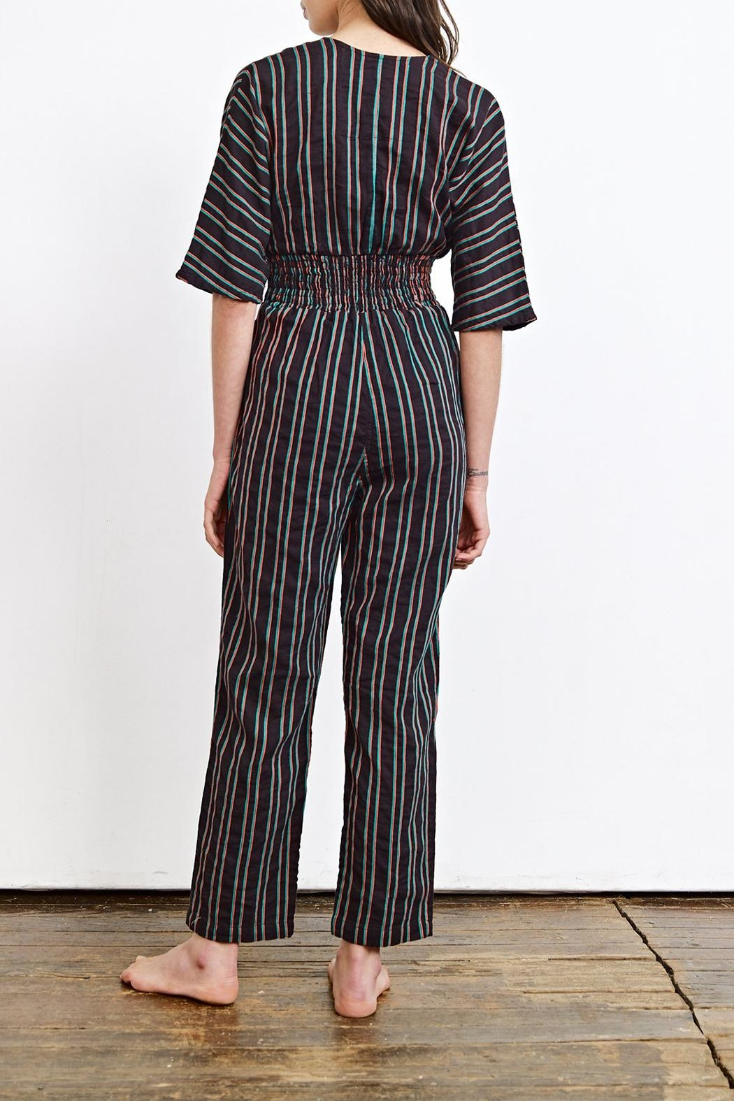 Ace & Jig Bianca Skydive Jumpsuit - Front Full Image