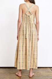 Ace & Jig Willa Striped Dress - Front full body
