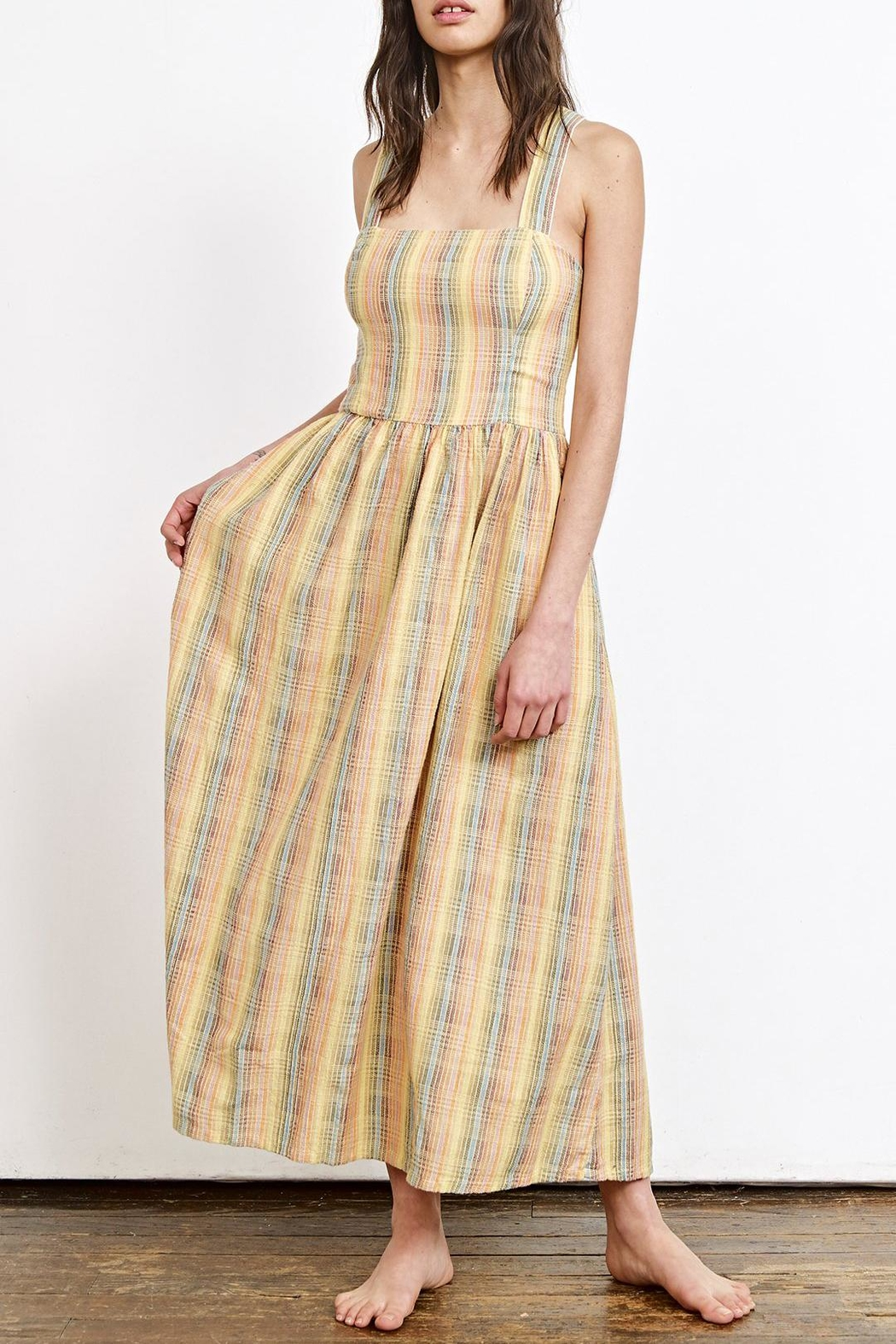 Ace & Jig Willa Striped Dress - Main Image