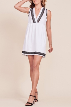 Shoptiques Product: Acelynn Embroidered Dress