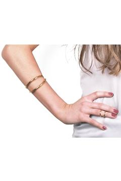 Shoptiques Product: Gold Plated Bracelet