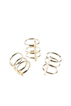 Shoptiques Product: Gold Plated Ring
