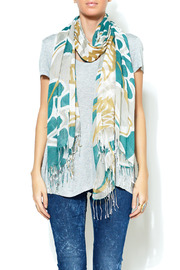 Shoptiques Product: Bird Print Scarf