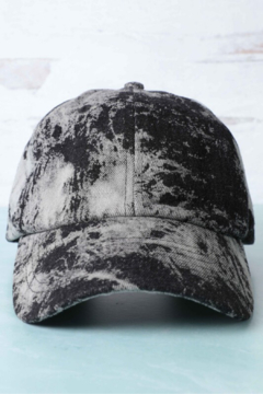 Shoptiques Product: Acid Wash Baseball Hat