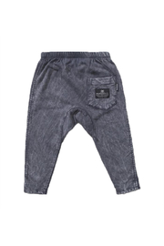 Mini Munster Acid Wash Jogger - Front full body