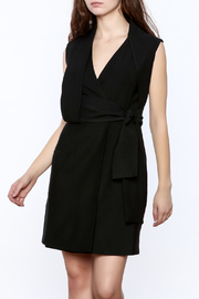 Acler Sleeveless Architectural Dress - Product Mini Image
