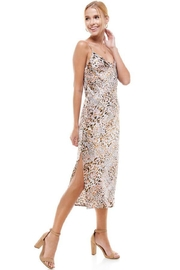 ACOA Animal Print Midi - Front full body