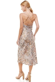 ACOA Animal Print Midi - Side cropped