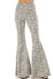 ACOA Bell Bottom Pants - Front cropped