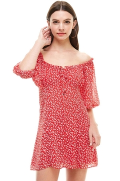 ACOA Floral Dress - Product List Image