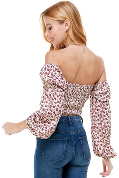 ACOA Floral Top - Alternate List Image