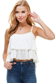 ACOA Tiered Cami Top - Product Mini Image