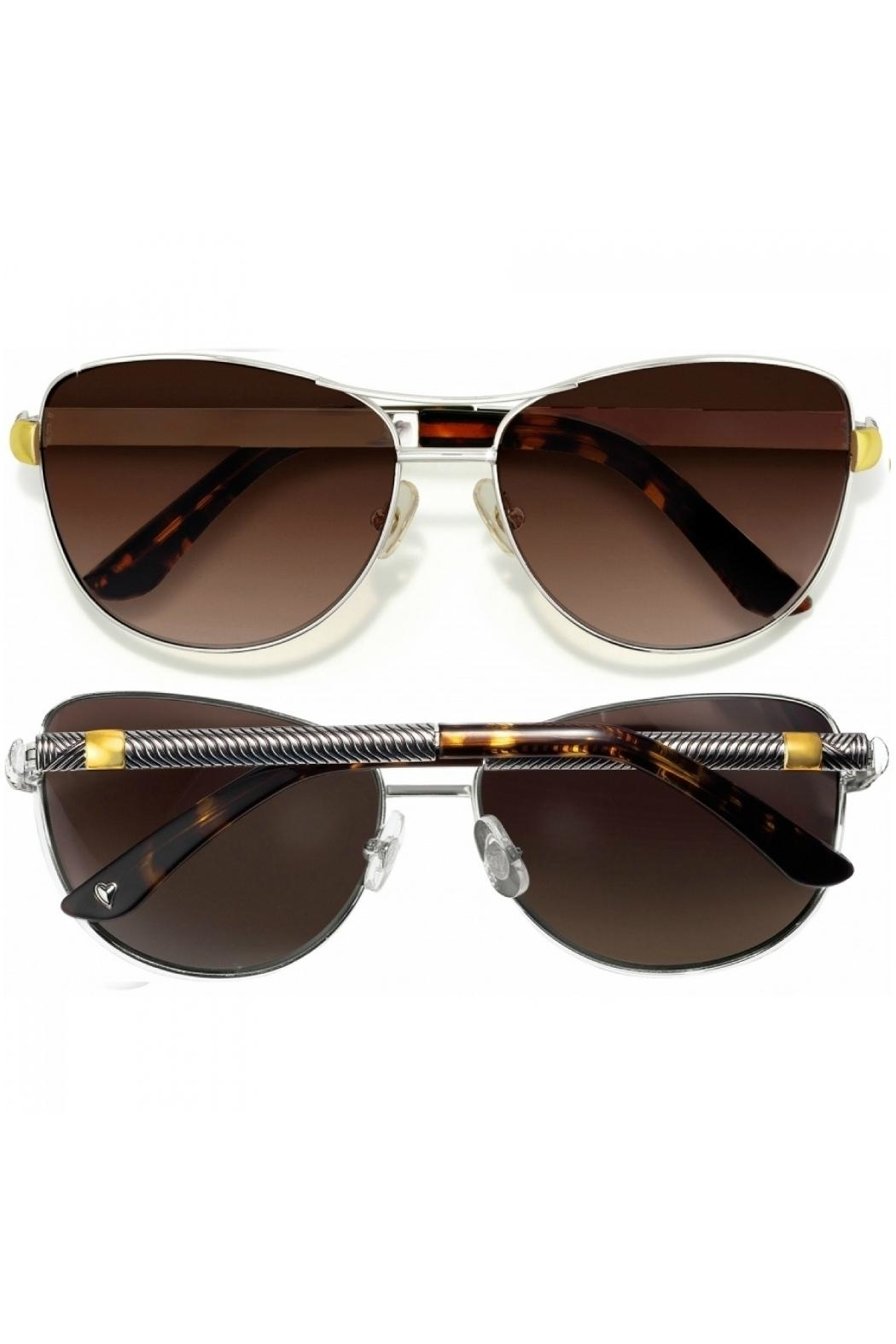 Brighton Acoma Sunglasses - Side Cropped Image