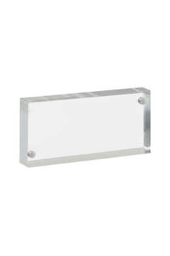 ANNE NEILSON ACRYLIC 2X1 SCRIPTURE CARD STAND - Product List Image