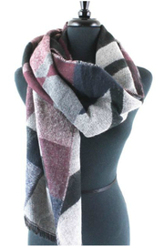Pretty Persuasions Acrylic scarf - Front cropped