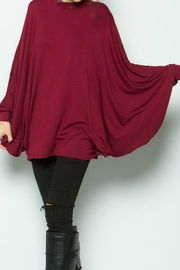 Acting Pro Poncho Dress - Front full body