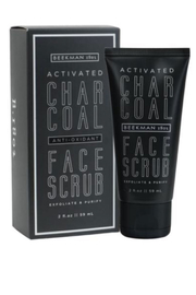 Beekman Activated Charcoal Face Scrub - Product Mini Image