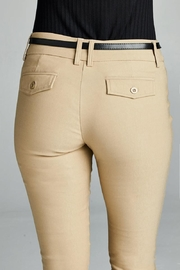 Active Belted Skinny Pant - Other