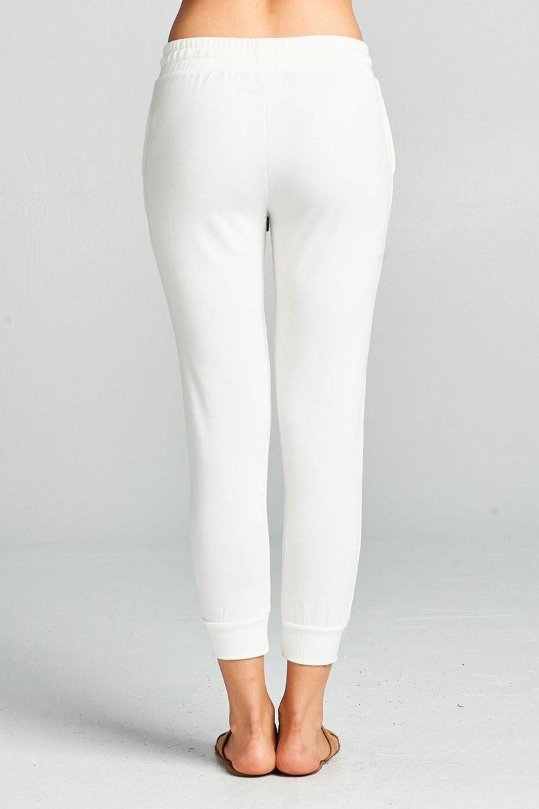 Active Basic Active Capri Joggers - Front Full Image