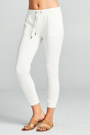 Active Basic Active Capri Joggers - Side cropped