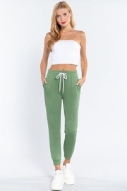 Active French Terry Joggers - Product Mini Image
