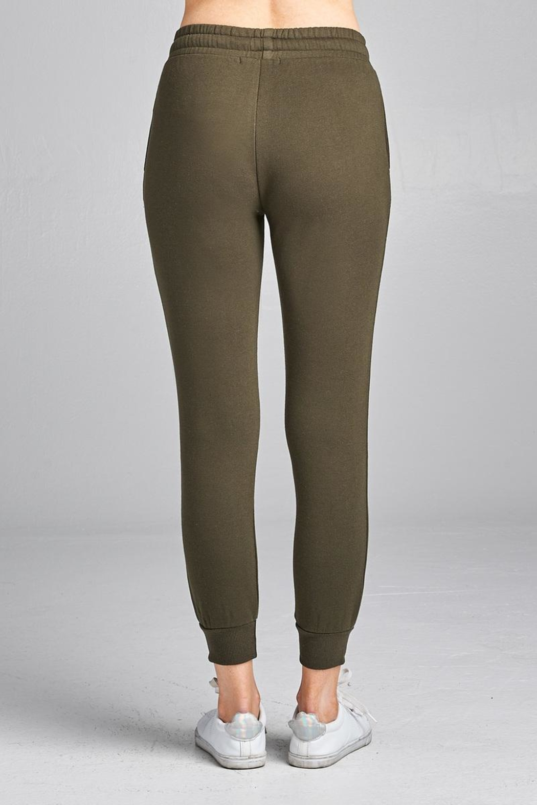 Active Basic Active Jogger Pant - Front Full Image