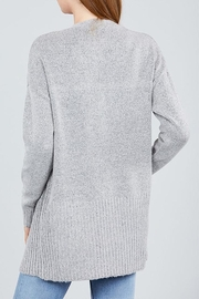 Active Open Sweater Cardigan - Side cropped