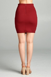 Active Ponte Mini Skirt - Side cropped