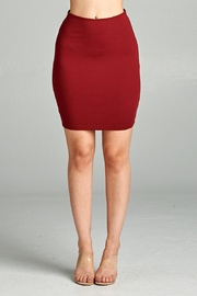 Active Ponte Mini Skirt - Front cropped