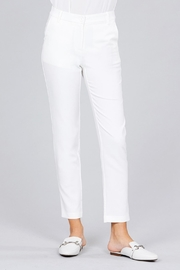 Active Basic Classic Seam Pants - Side cropped