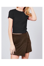 Active Basic Crew Neck Top - Front cropped