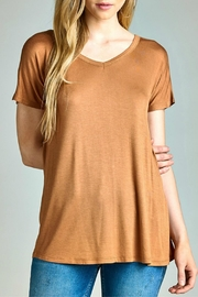 Active Basic Crisscross Top - Front cropped