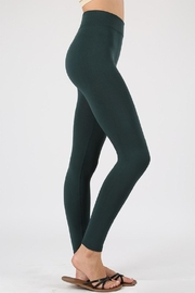 Active Basic Fleece Leggings - Front cropped