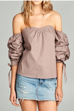 Shoptiques Product: Flirty Sweetheart Top