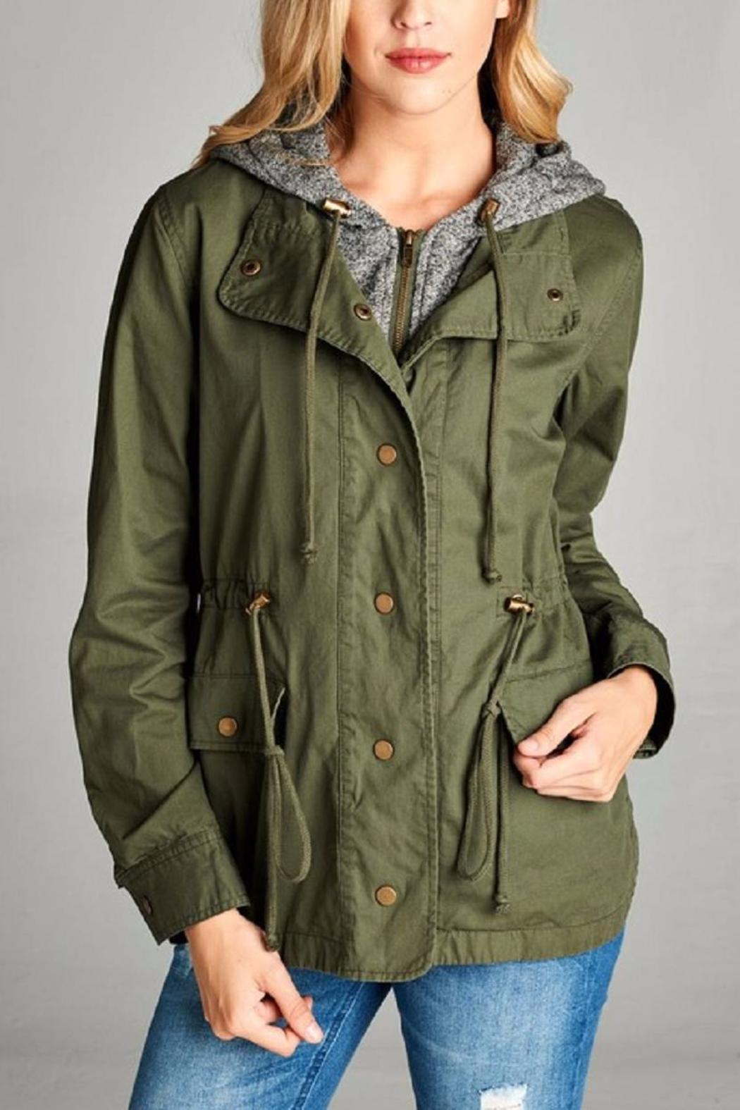 fe27c3262f46 Active Basic Utility Jacket from California by Casual Island ...