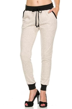 Shoptiques Product: Oatmeal French Terry Jogger