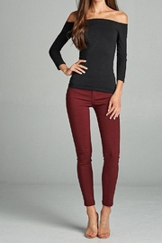 Active Basic Skinny Colored Jean - Product Mini Image
