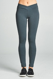 Active Basic Skinny Ponte Pant - Product Mini Image