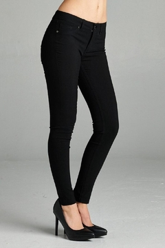 Shoptiques Product: Skinny Stretch Pants