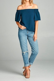 Active Basic The Sawyer Top - Front cropped
