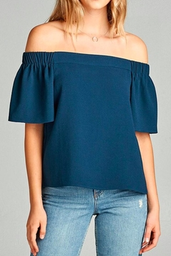 Shoptiques Product: The Sawyer Top