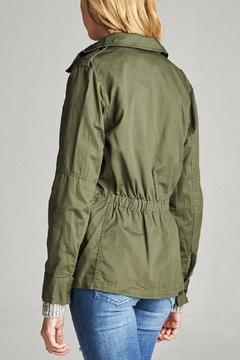 Active Basic Utility Jacket - Alternate List Image