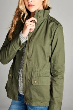 Active Basic Utility Jacket - Product List Image